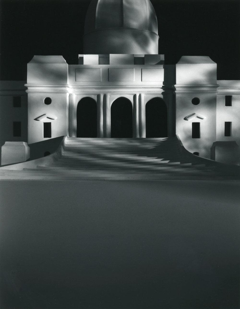 Capitol Facade , 1990