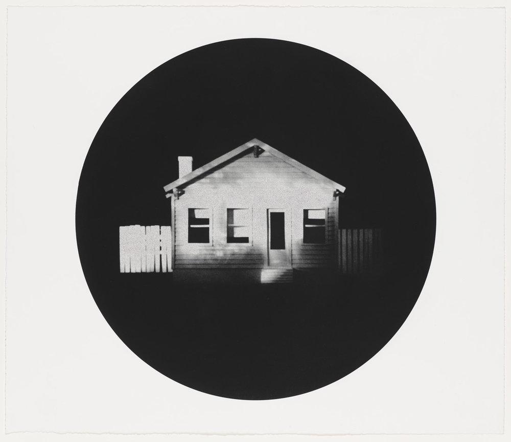 Home , 1993 Lithograph