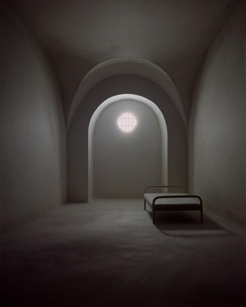 Barrel Vaulted Room , 1994