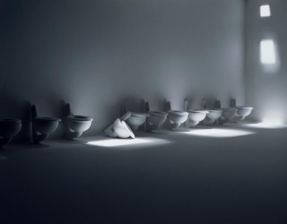Toilets , 1995