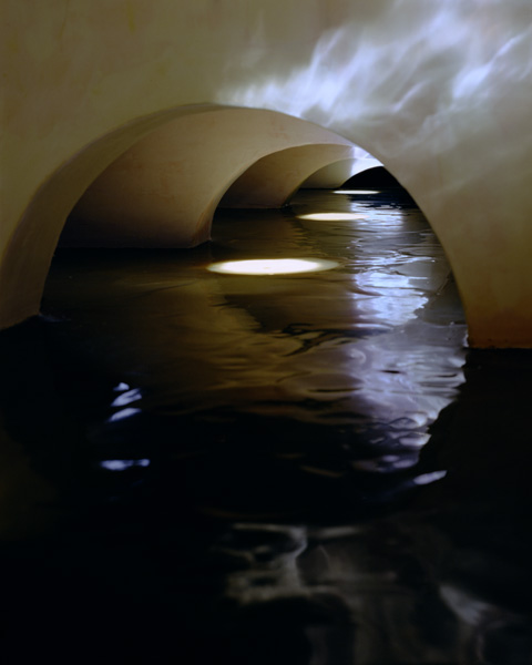 Four Flooded Arches from Right , 1999