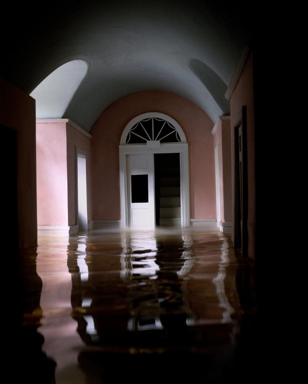 Pink Hallway #3 , 2000