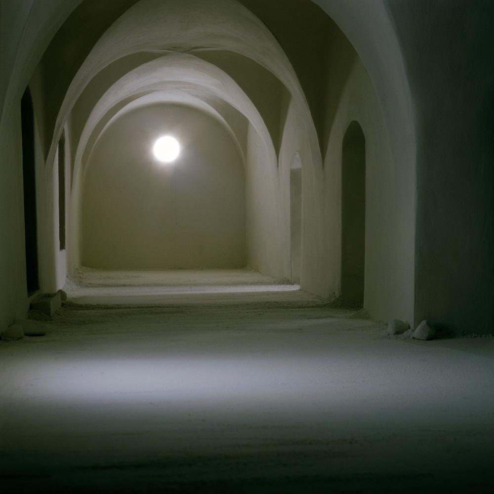 Vaulted Corridor , 2001