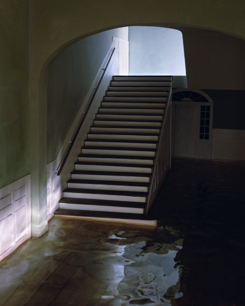 Green Staircase #2 , 2002