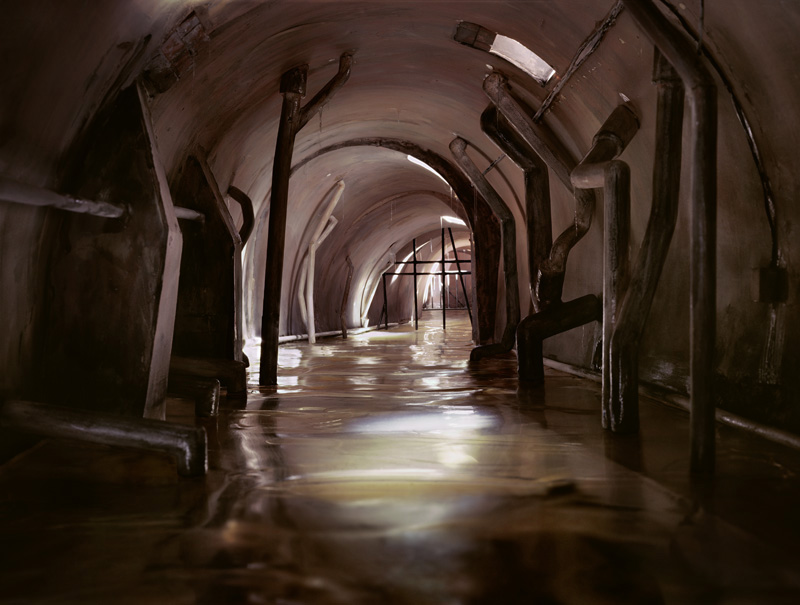 Bologna Tunnel #5 , 2010