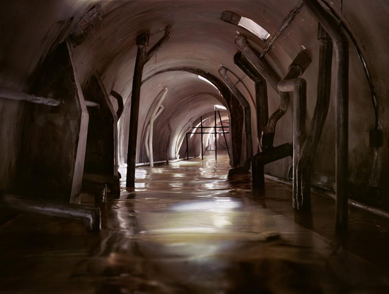 Bologna Tunnel #5 , 2010
