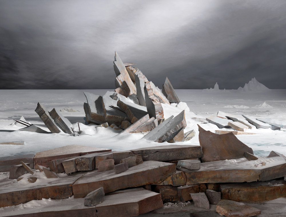 Sea of Ice , 2014