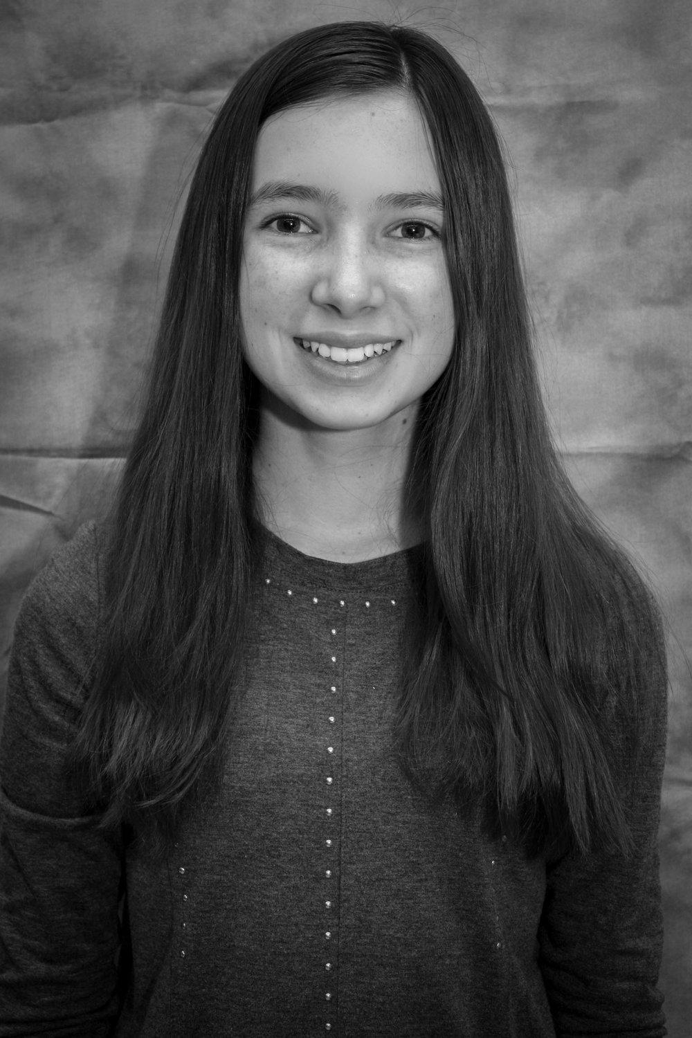 Matilda, Charlie Bucket u/s - Kathryn is a seventh grade choir major. This is her second musical at Lamar. She most recently appeared in The Healing Leaves (Irina) and Seussical Jr. (Who). She is in dance, choir, and theatre at Lamar and is thrilled to be a part of this amazing production. Kathryn would like to thank her family, friends, and amazing voice teacher for all of the constant love and support. She is positive you will love the show!