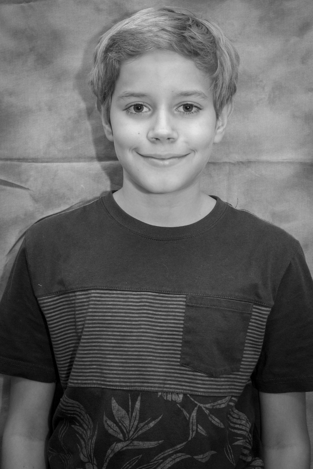 Mike Teavee u/s, Oompa Loompa - Matthew Wilson is very thrilled to be performing in Roald Dahl's Willy Wonka Junior. He in the 6th grade in Lamar Middle School. He is very thankful for his theater teacher, Le Easter.