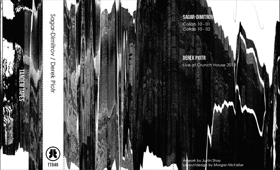 Collaboration between Morgan McKellar (Tandem Tapes) and I.