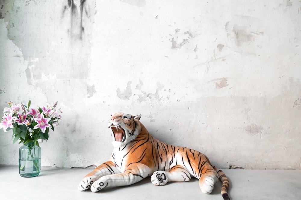Tigerfigur Alois