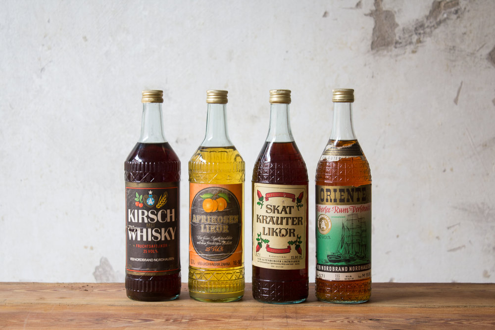 Whisky Skat, Set
