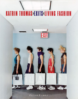 Exits - Living Fashion - Edition Stemmle, 1999