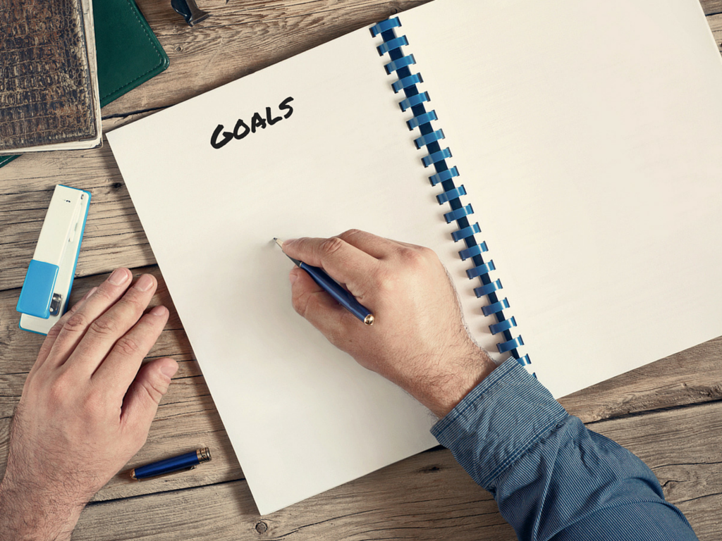 Effective Goal Setting from the Hear