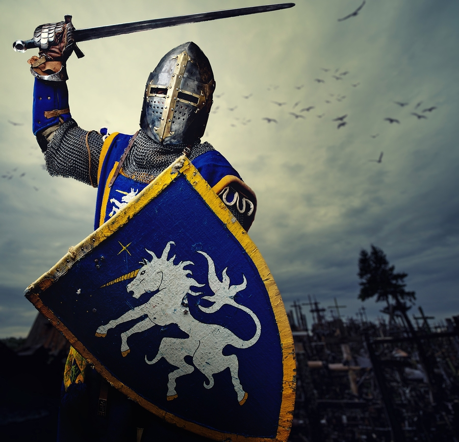 bigstock-Medieval-knight-against-hill-f-28863224