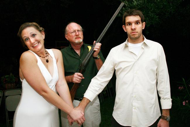 Shotgun-marriages