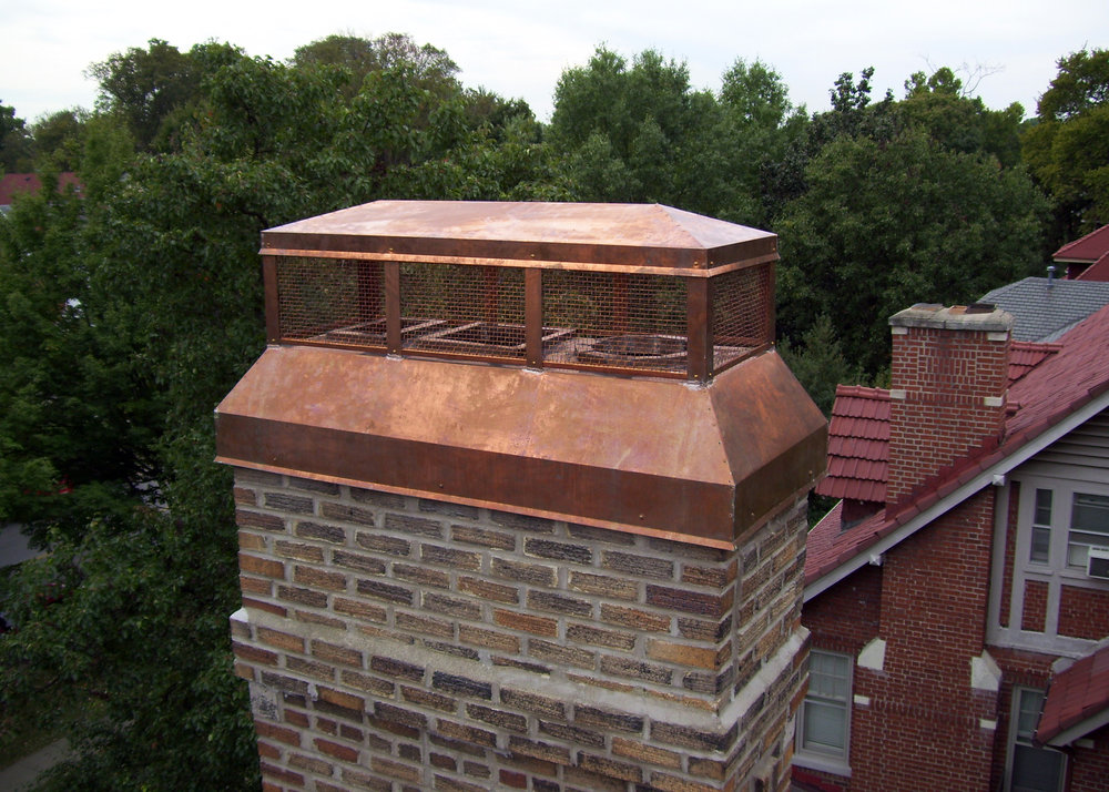 Copper Chimney Cap.JPG