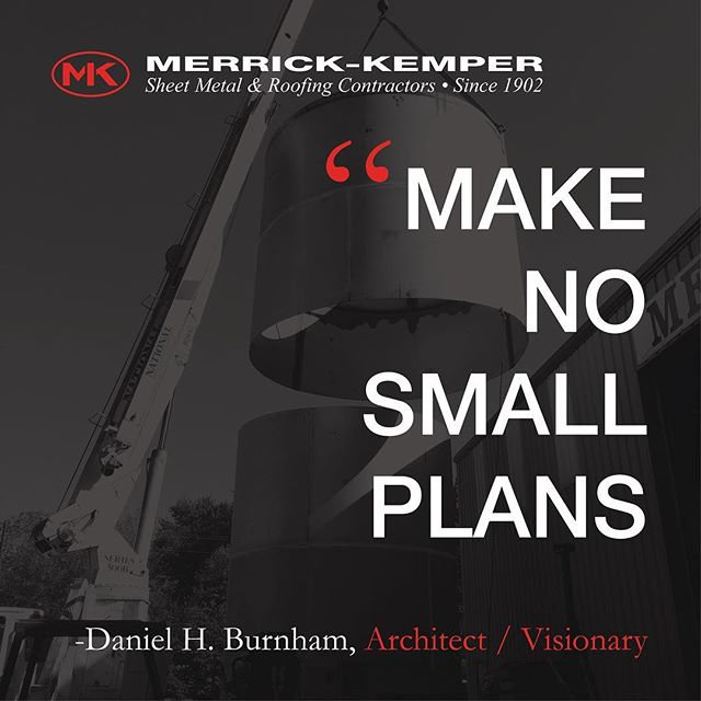 Words to live by. #motivation #motto #construction #sheetmetal #roofing #roofs #industrial #architectural #craftsmanship #merrickkemper
