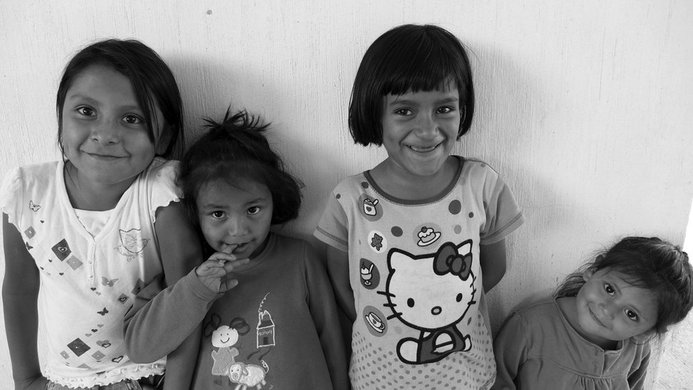 Cuties at the Clinic, Monjas, Guatemala 2013