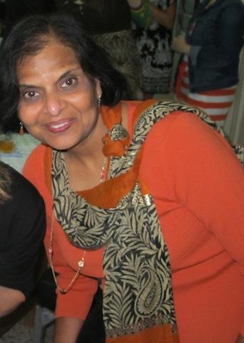 Dr. Aruna Parekh, M.D. Pediatrician.