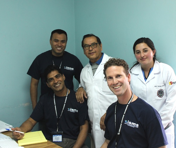 Our urologists worked with a local Doctor to triage patients for the coming week.