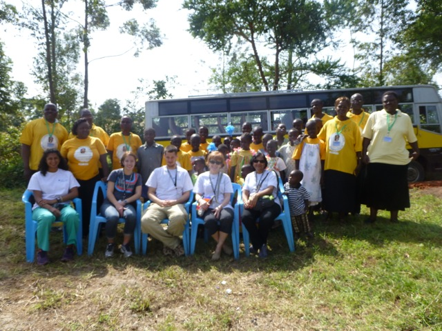 Team Michigan – Kakamega, Kenya mission 2013
