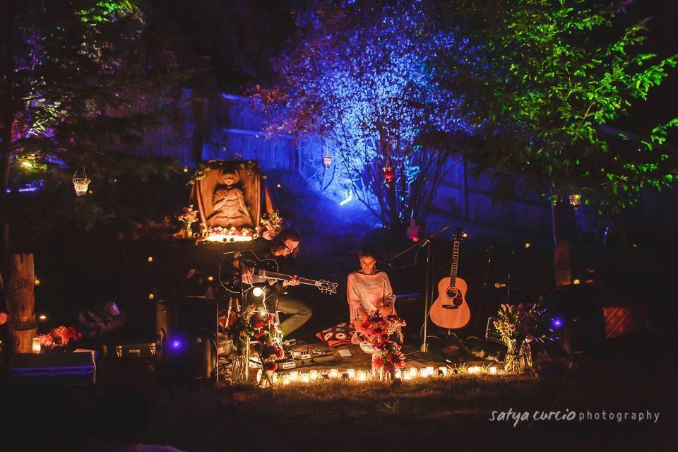 Photo by Satya Curcio.    Imagine Music Festival.