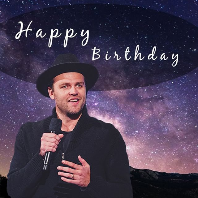 Happy Birthday @joelhouston! We hope it is WONDERful.