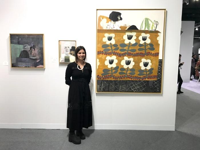 Aubrey Levinthal at VOLTA NY 2018