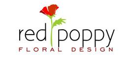 Red Poppy Floral Design logo
