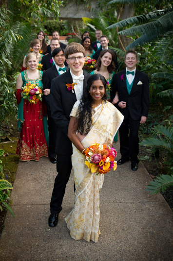 indian wedding flowers in ann arbor michigan