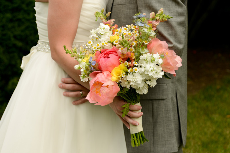rustic wedding flowers saline michigan