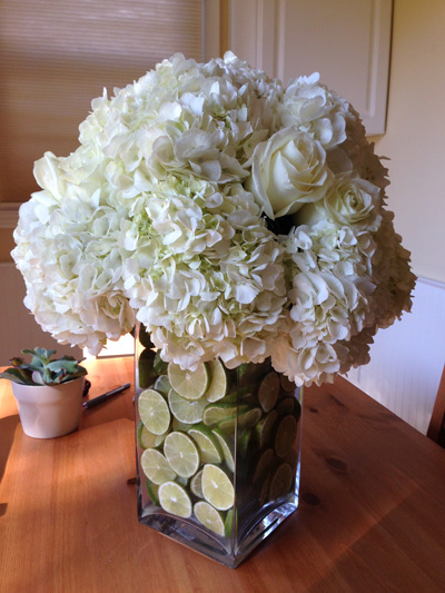 rehearsal dinner flowers