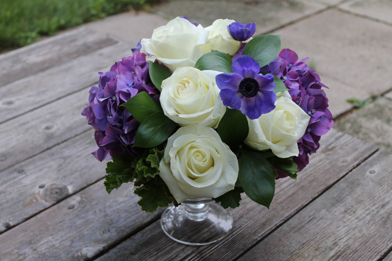 baronette renaissance wedding flowers
