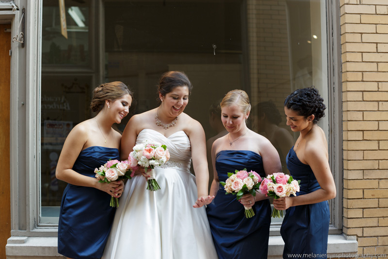 university of michigan wedding flowers by red poppy floral design