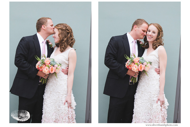 chic downtown ann arbor wedding