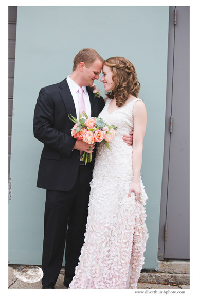 sophisticated downtown ann arbor wedding
