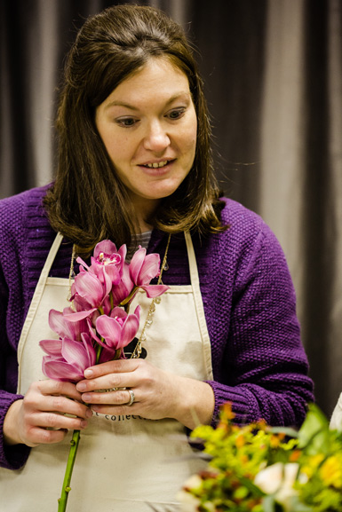 Bloom floral design class ann arbor michigan