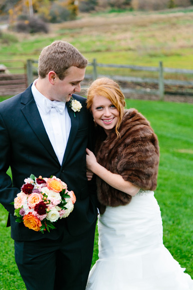 autumn wedding flowers at misty farm ann arbor