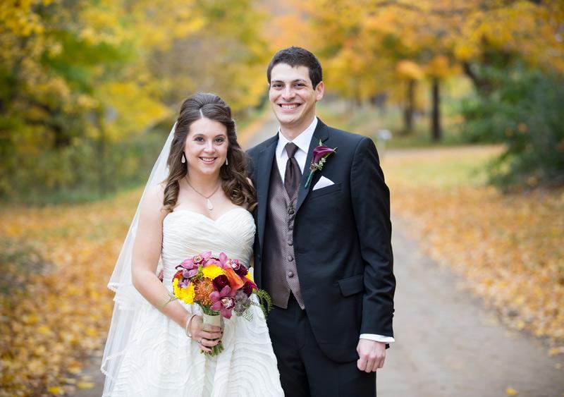 autumn wedding flowers at cottonwood barn, dexter ann arbor michigan