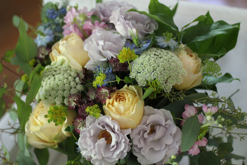 bridal bouquet by red poppy floral design ann arbor