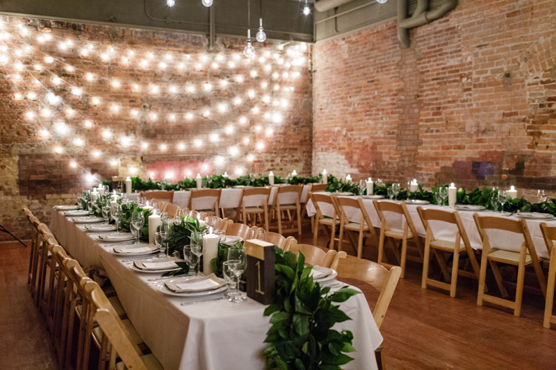 zingermans events wedding reception