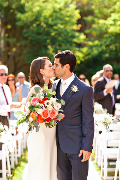 ann arbor earhart manor summer wedding gorgeous flowers