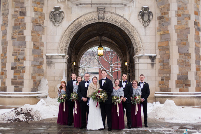 ann arbor campus wedding
