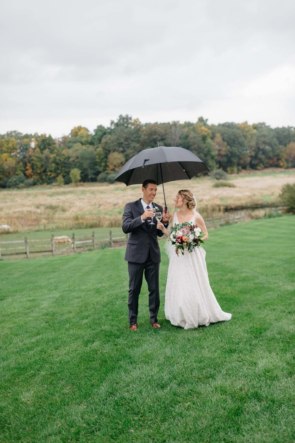 misty farm wedding ann arbor