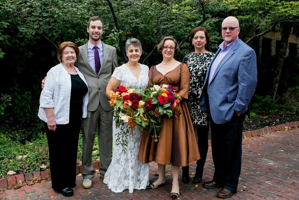 ann arbor gandy dancer wedding florist