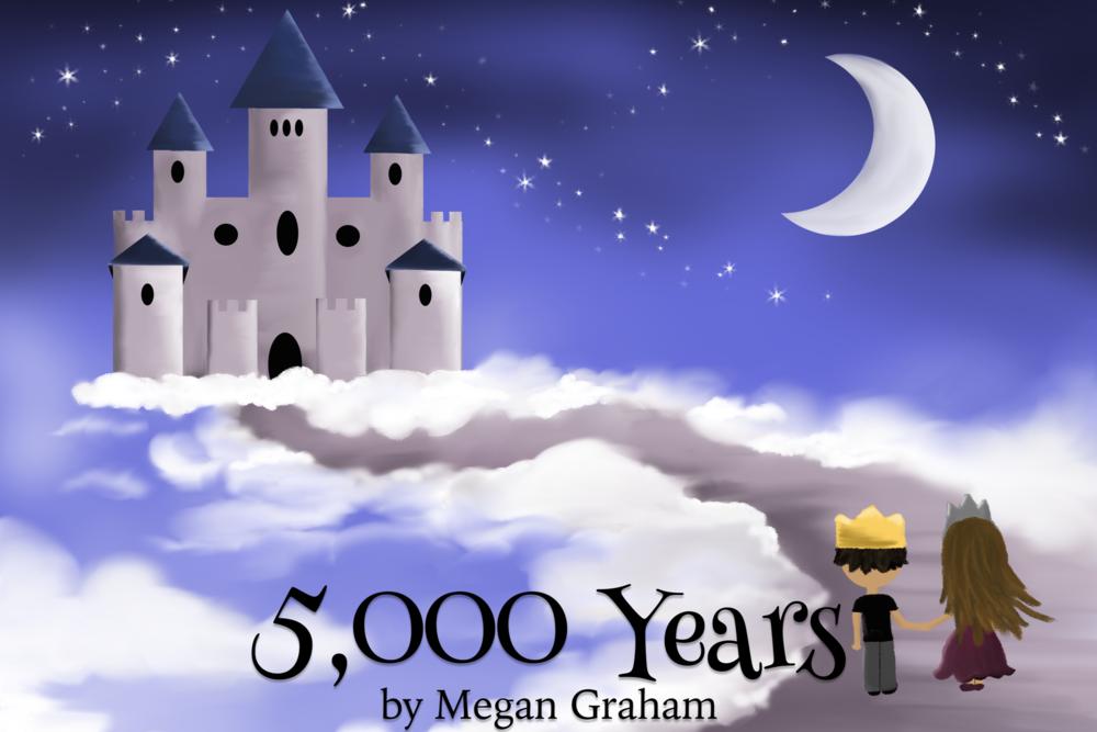 5,000 years book