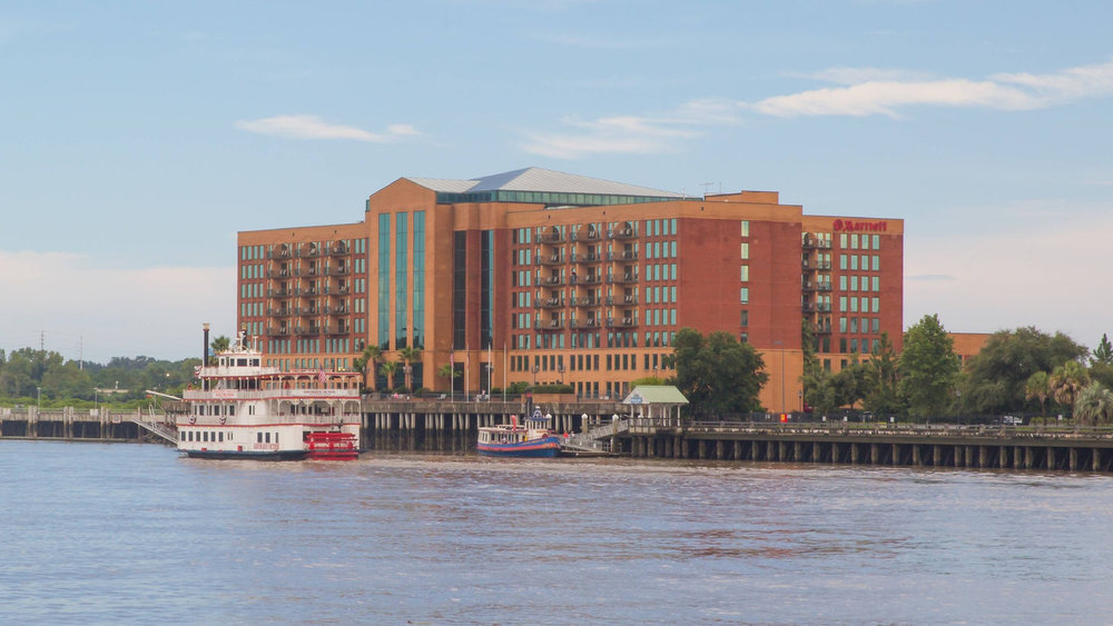 Savannah Marriott Riverfront - book at marriott.comSERMACS room rates $189/nighttake a virtual tour