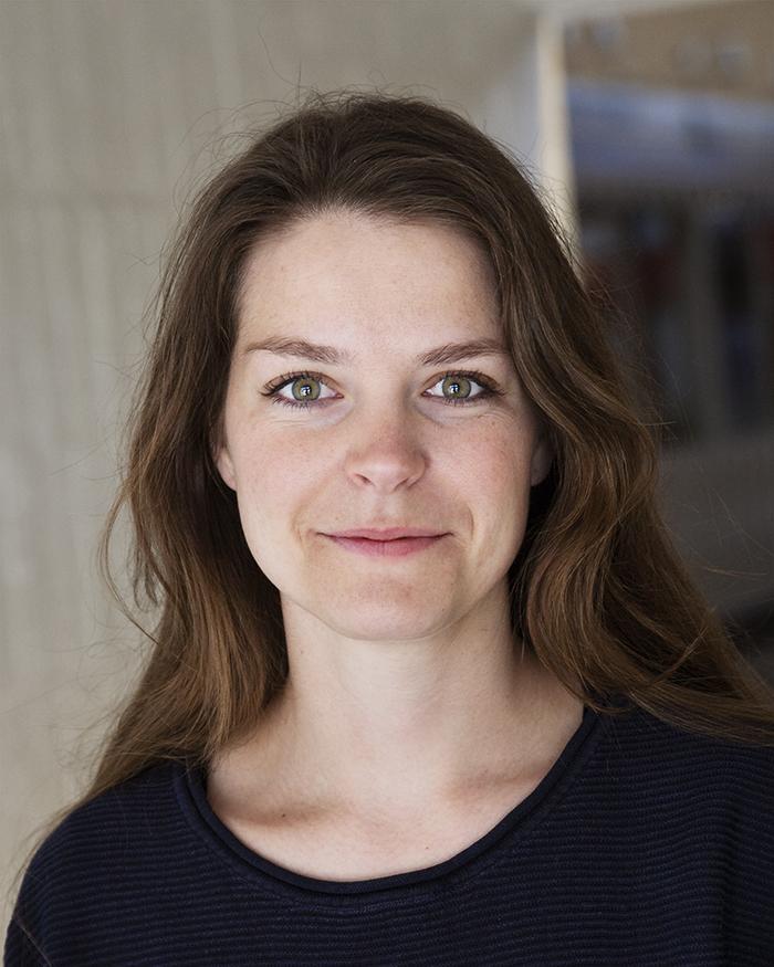 Jenny Forslund, foto av Johannes Samuelsson