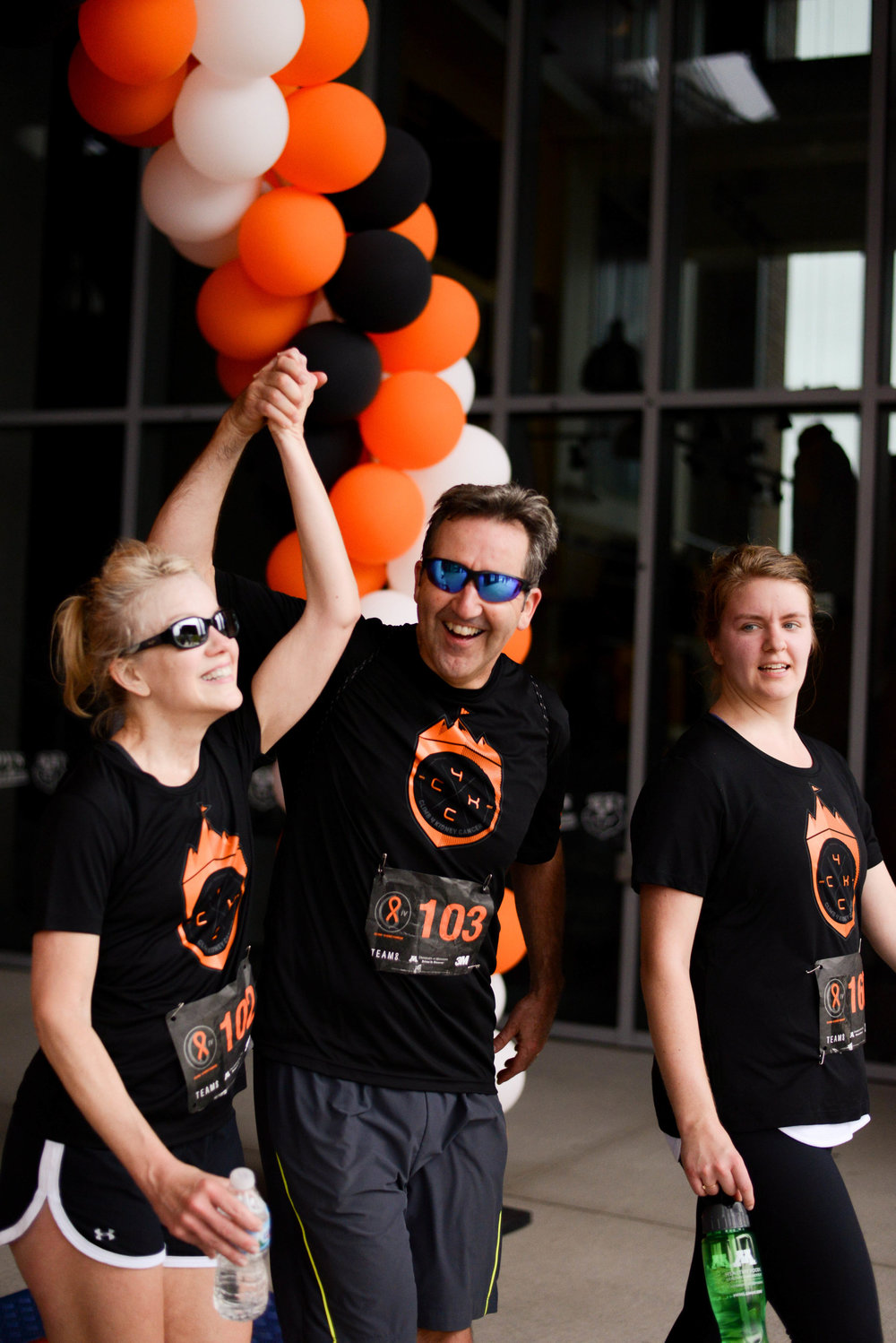 climb for kidney cancer -